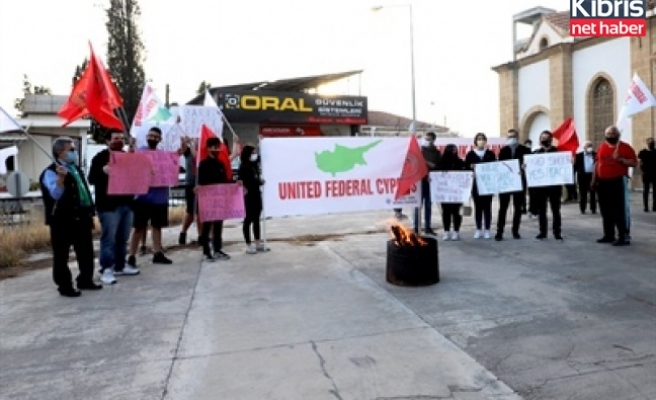 CTP, barış ateşi etkinliklerinin sonuncusunu Lefkoşa'da yaptı