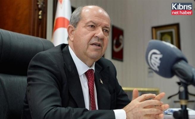 """Cumhurbaşkanı Tatar: """"Memnuniyetle Yeni Vizyonumu Ortaya Koyuyorum Çünkü Türkiye'nin De Tam Desteği Var"""""""