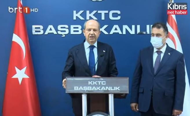 Cumhurbaşkanı Tatar Pazartesi Ankara'da Erdoğan ile görüşecek