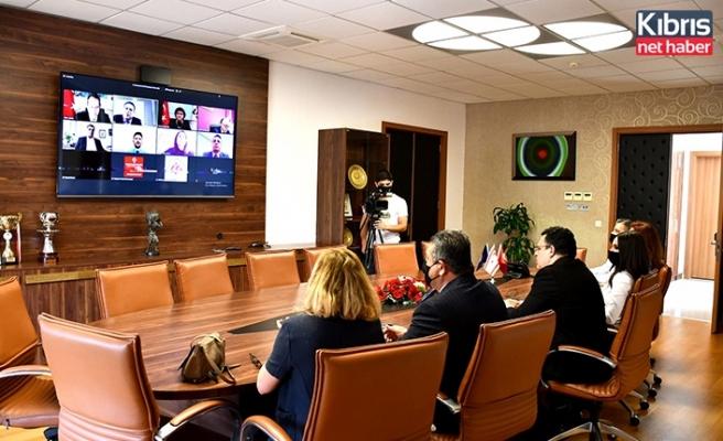 DAÜ ile Eskişehir Teknik Üniversitesi arasında mutakabat anlaşması imzalandı