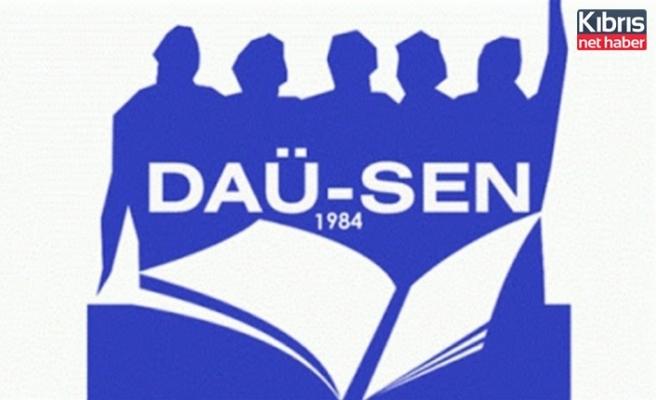 DAÜ-SEN: 1 Mayıs etkinliklerinde dile getirilenler 2 Mayıs'ta unutulmamalıdır