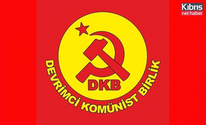 Devrimci Komünist Birlik'ten Kuğulu park'ta oluşturacakları kortejde buluşma çağrısı