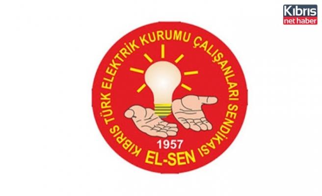 EL-SEN Ekonomi ve Enerji Bakanlığı önünde eylem yapıyor