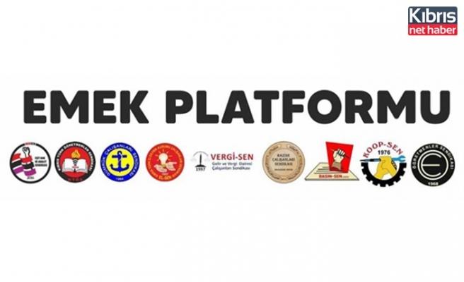 Emek Platformu, iş (değişiklik) yasa tasarısı'nı eleştirdi