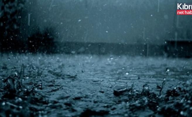 En fazla yağış Alevkayası'nda kaydedildi