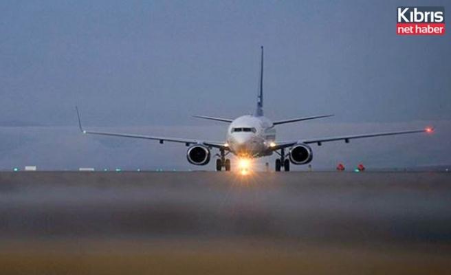 Ercan'daki grev nedeniyle uçuşlar etkilendi