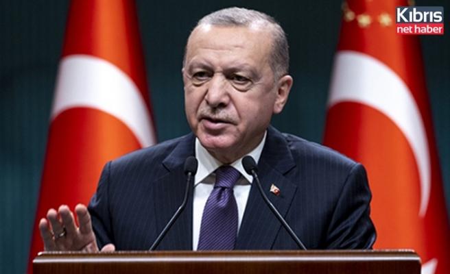 Erdoğan: 29 Nisan'dan 17 Mayıs'a kadar sürecek şekilde tam kapanmaya geçiyoruz
