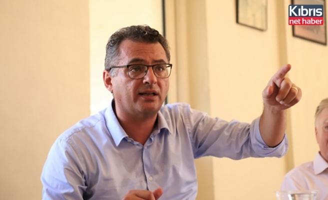 Erhürman: Kıbrıs'ta sağcısından solcusuna herkes çözüm istiyor