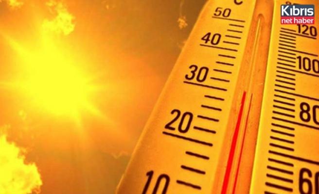 Hava sıcaklığı 35 dereceye kadar çıkacak