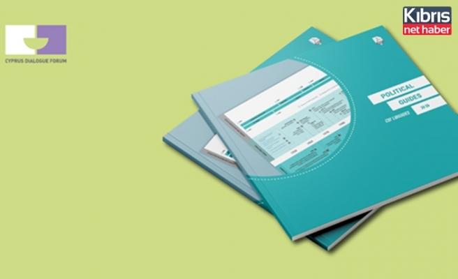 KDF, Kıbrıs müzakereleriye ilgili bilgi ve belgeleri üç dilde yayınladı