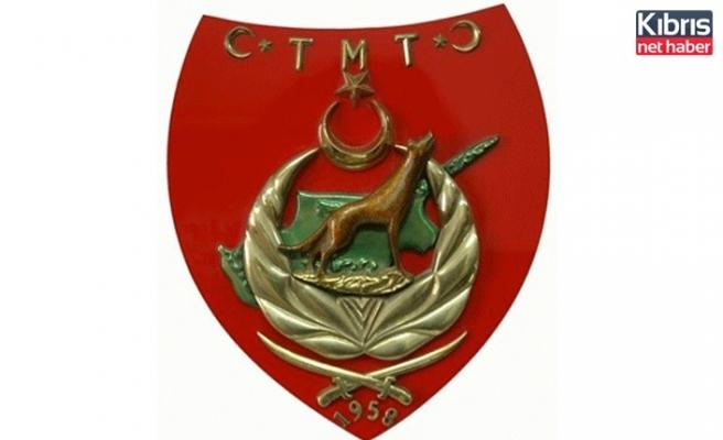 Kıbrıs TMT Mücahitler Derneği'nden iki devletli çözüme destek