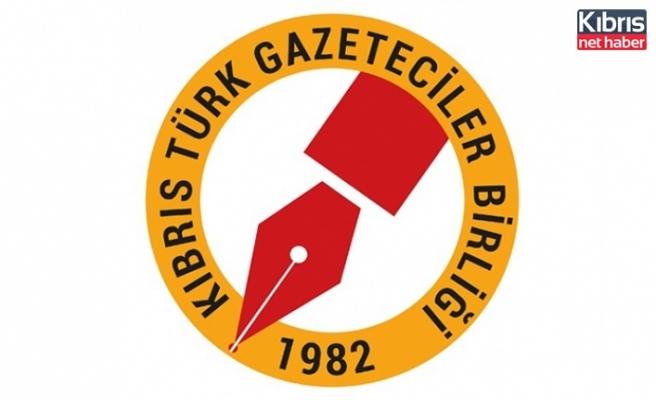 """Kıbrıs Türk Gazeteciler Birliği """"medya başarı ödülleri"""" için başvuru kabul ediyor"""