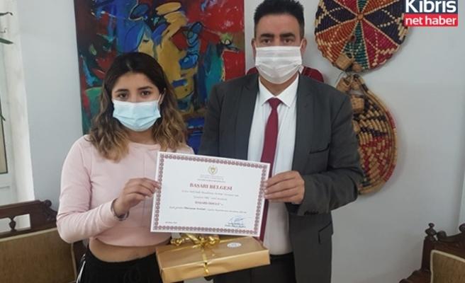Kıbrıs Türk Halk Masallarını derleme yarışması ödülleri verilmeye başlandı