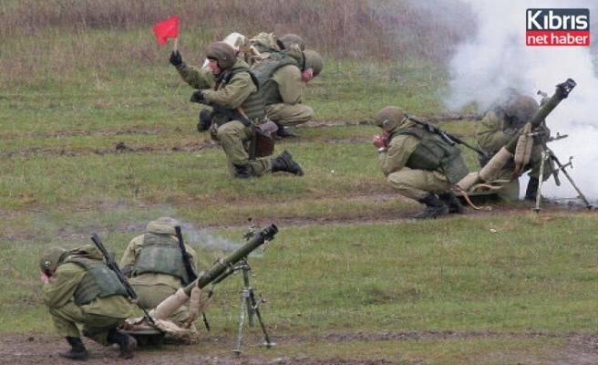 Mevlevi'de 6-15 Nisan tarihlerinde top atışı yapılacak