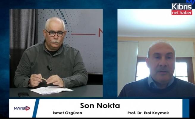 Prof. Dr. Kaymak: 5+BM toplantısının ardından kapsamlı görüşmeler gelmeyecek