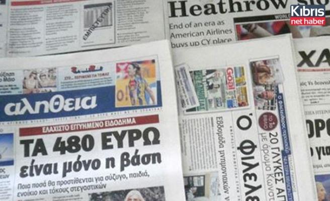 Rum basınının iddiasına göre, Türk tarafı cömert toprak önerdi!