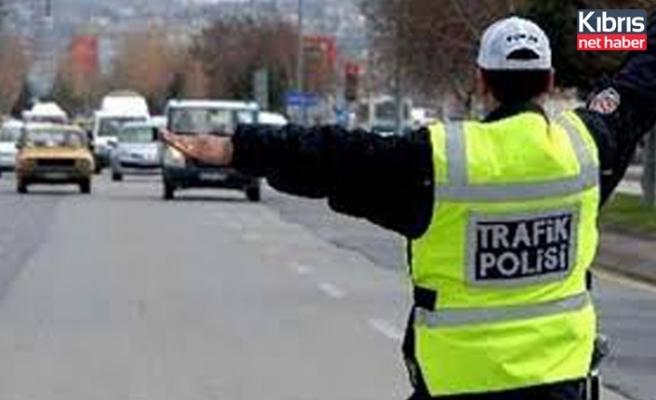 Ülkede son bir haftada meydana gelen 49 kazada 2 kişi hayatını kaybetti