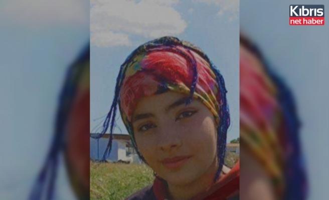 14 yaşındaki kız kayboldu