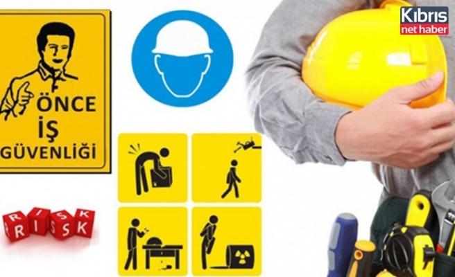 Çalışma Dairesi iş sağlığı ve güvenliği haftası nedeniyle etkinlikler yapıyor