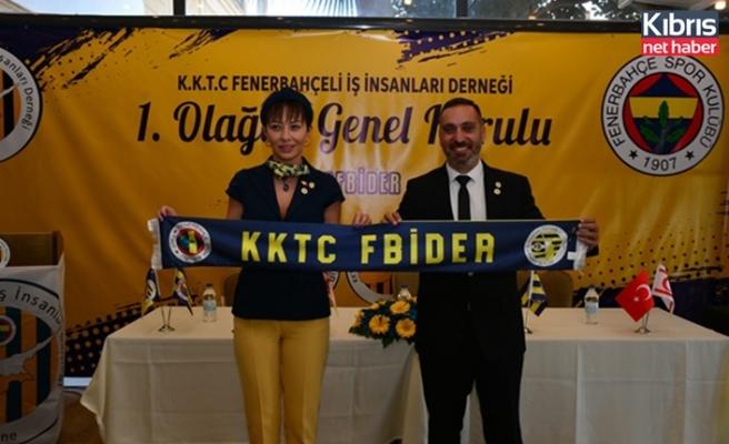 Fenerbahçeli İş İnsanları Derneği olağan genel kurulu yapıldı