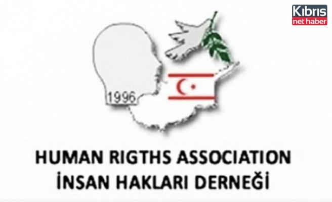 """KKTC İnsan Hakları Derneği: """"Kıbrıslı Türkler'e  Ab Şemsiyesi Altında Enosis  Empoze Edilmeye  Çalışılıyor"""""""