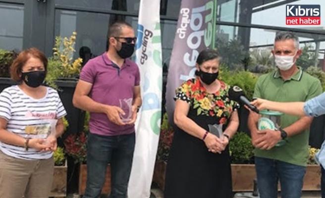 Maraton geliri kanser hastalarına yardım derneği'ne bağışlandı