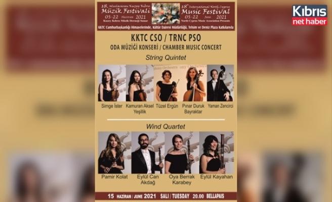 18. Müzik Festivali devam ediyor