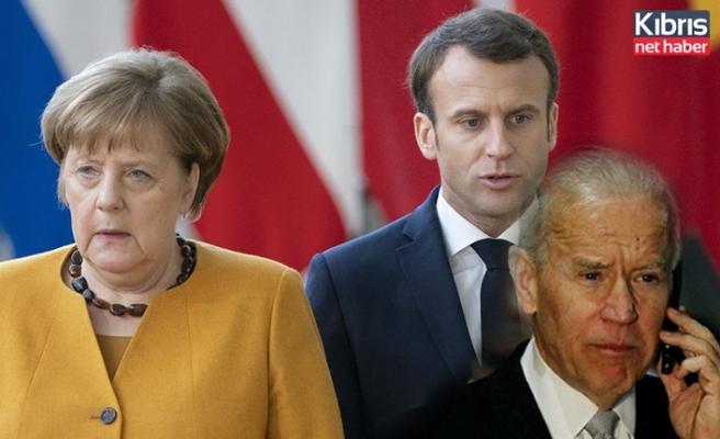 Almanya ve Fransa'dan ABD'ye casusluk suçlaması