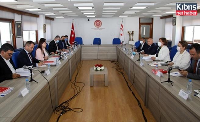 Cumhuriyet Meclisi Dilekçe ve Ombudsman Komitesi ile TBMM Dilekçe Komisyonu toplantı yaptı
