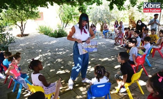 EMAA, yayınladığı çocuk kitaplarını 1 Haziran dünya çocuk günü'nde tanıttı