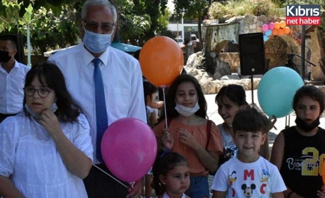 Girne Belediyesi dünya çocuk günü etkinlikleri düzenledi