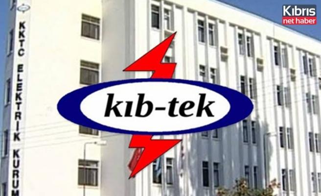 KIB-TEK, borcu olan abonelerin elektriklerinin 7 Haziran'da kesileceğini duyurdu