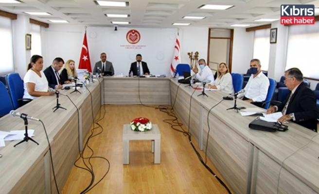 KIB-TEK'teki ihalelerde usulsüzlük yapılıp yapılmadığına ilişkin meclis araştırma komitesi toplandı
