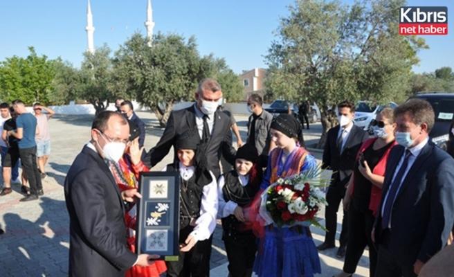 Muş, Karadeniz Kültür Derneği İskele şubesini ziyaret etti