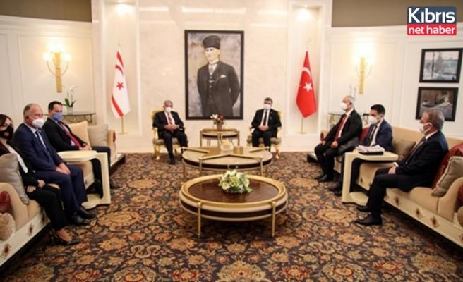 Sennaroğlu, Ankara'da…