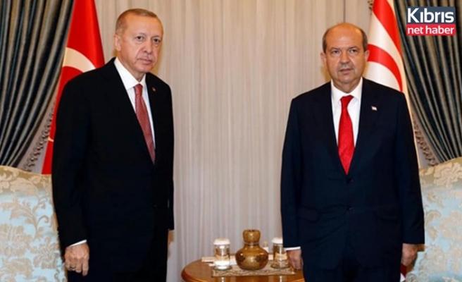Tatar: Türkiye Milli Güvenlik Kurulu'nun Kıbrıs konusunda aldığı karar gücümüze güç kattı