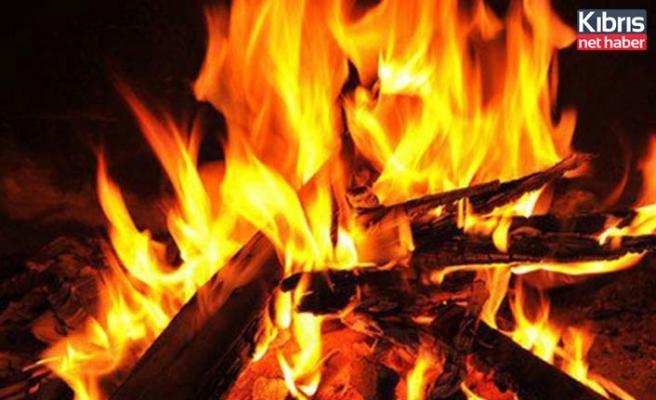YDÜ yurdunda kısa devre yapan elektrikli çaydanlık yangına neden oldu