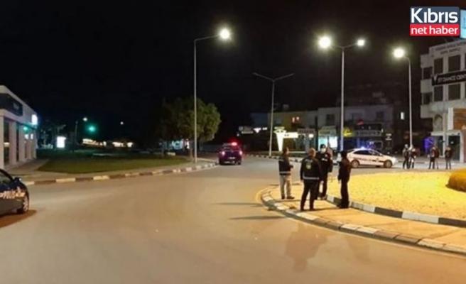 8 kişi sokağa çıkma yasağını ihlal etti