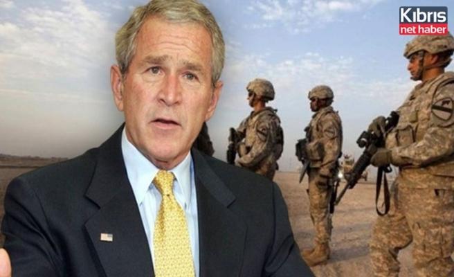 ABD'nin eski Başkanı Bush: Afganistan'dan çekilmek bir hata