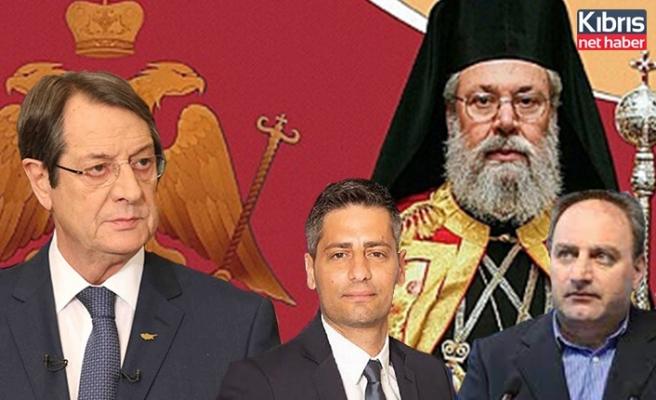 Anastasiadis, Pelekanos, Stefanu ve Başpiskopos'tan Kıbrıs konulu açıklamalar