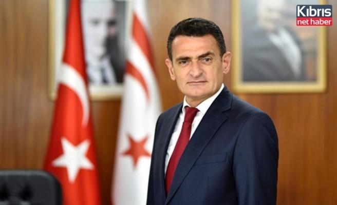 """Bakan Oğuz'dan """"15 Temmuz Demokrasi ve Milli birlik günü"""" mesajı"""
