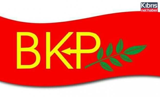 BKP MYK, Bizden'den Sonra An'ın Da Türkiye'ye Girişinin Yasaklanmasını Kınadı