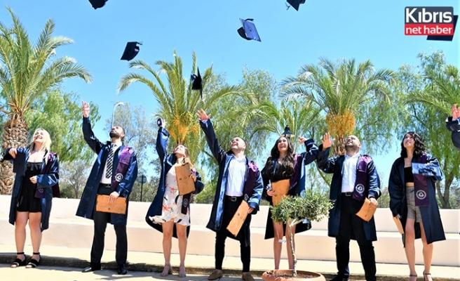 DAÜ Dr. Fazıl Küçük Tıp Fakültesi mezunları yemin etti