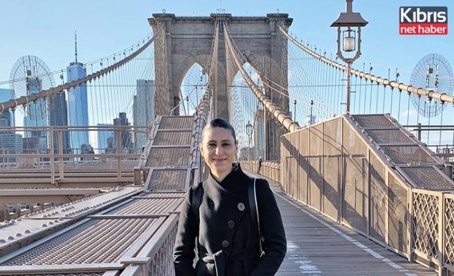DAÜ'lü Akademisyen Ceren Boğaç'ın New york'ta yürüttüğü kentsel barış inşaası tasarım projesine ödül