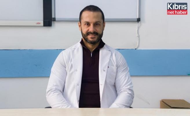 Dr Uçaner'in hızlı test sonucu pozitif çıktı