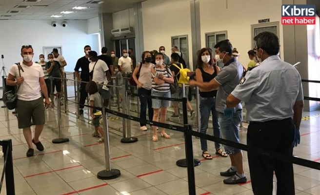 Ercan Havalimanı kurban bayramına hazır