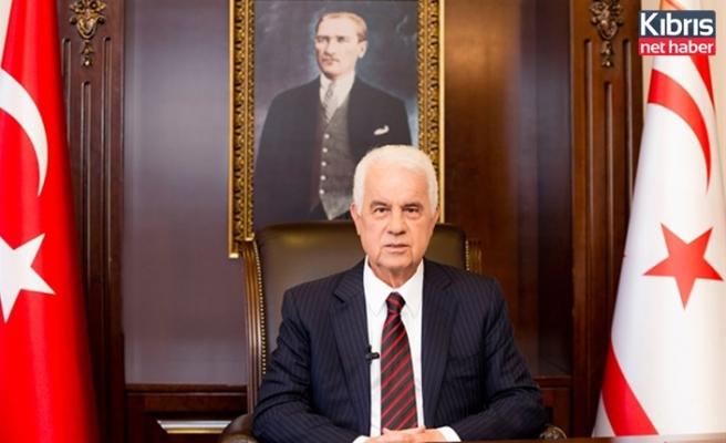 Eroğlu: Rumun ni̇yeti̇ bi̇zleri̇ 20 Temmuz 1974 öncesi̇ ortama geri̇ döndürmekti̇r