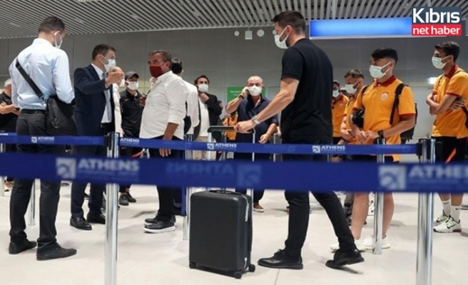 Galatasaray geri döndü