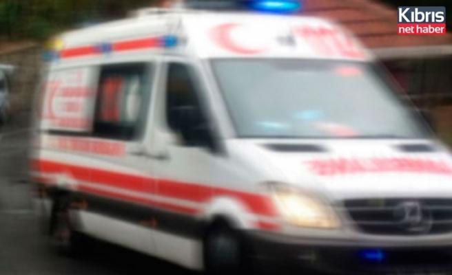 Gazimağusa limanındaki iş kazasında 40 yaşındaki tersane çalışanı hayatını kaybetti