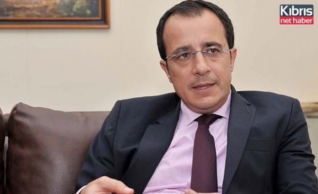 Hristodulidis AB Dışişleri Bakanları Toplantısında Maraş için müdahale talep etti